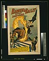 Barnum & Bailey greatest show on earth Daring and dangerous equestrian act ... LCCN2002735827.jpg