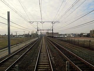 Barnum station
