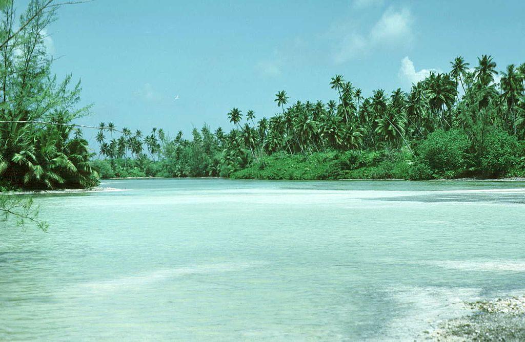 Island Diego Garcia Map