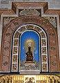 Basílica de sant Vicent Ferrer, altar de la Mare de Déu de Montserrat.JPG