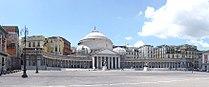 Basilica reale pontificia di San Francesco di Paola Piazza del Plebiscito Napoli Neapel Italy Foto Wolfgang Pehlemann P1070687.jpg