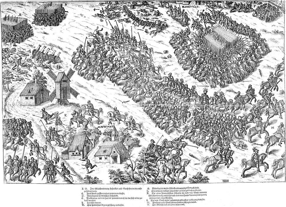 BatailleDreux1562