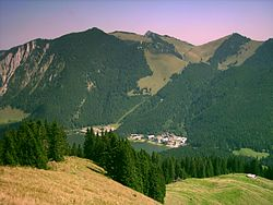Bavaria Spitzingsee from Rosskopf.jpg