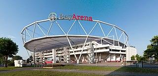 BayArena football stadium
