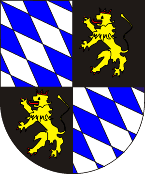 Coat of arms of Bavaria - Image: Bayern 1