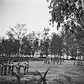 Beëdiging van de militairen Cordesius en Walraven tot 1ste luitenant in kamp Mo…, Bestanddeelnr 255-8288.jpg