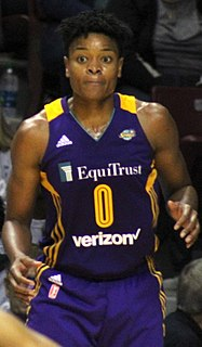 Alana Beard American professional womens basketball player