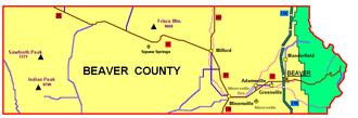Beaver County, Utah - Beaver County (UT) Details