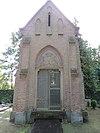 begraafplaats kranenburg grafkapel