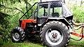 Belarus-Traktor im Müritz Nationalpark Aug.-2011.jpg