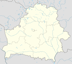 Mazyr is located in Belarus