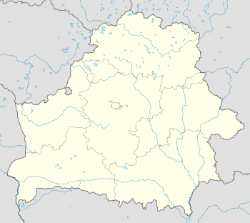 List of World Heritage Sites in Belarus is located in Belarus