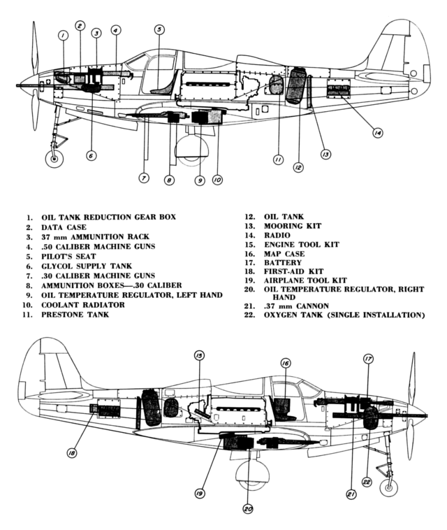 Bell P-39 Airacobra - Wikiwand