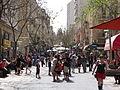 Ben Yehuda Street pedestrian mall.jpg