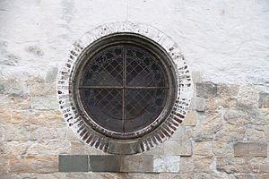 Bergen Cathedral - Image: Bergen Domkirke RK 83876 IMG 5434