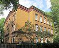 Berlin, Kreuzberg, Gneisenaustrasse 7, Lina-Morgenstern-Schule, Lehrerwohnhaus.jpg
