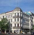 Berlin, Kreuzberg, Mehringdamm 40, Mietshaus.jpg