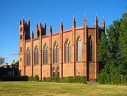 Berlin - Friedrichswerdersche Kirche, 2006 1.jpg