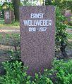 Berlin Friedrichsfelde Zentralfriedhof, Pergolenweg - Wollweber, Ernst 1.jpg
