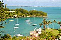 Bermuda, Agar's Island and Dockyards in distance - panoramio.jpg