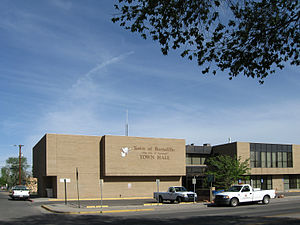 Bernalillo, New Mexico - Bernalillo Town Hall