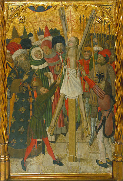 File:Bernat Martorell - Martyrdom of Saint Eulalia - Google Art Project.jpg