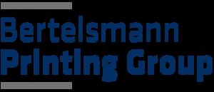 Bertelsmann Printing Group - Image: Bertelsmann Printing Group Logo 2016