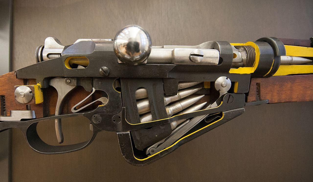 Berthier rifle - Wikiwand
