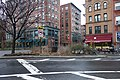 Bethune Bleecker Hudson Sts 8th Av td (2019-01-08) 01 - Arthur W. Strickler Triangle.jpg