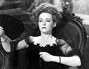 The Little Foxes (film) - Bette Davis in The Little Foxes