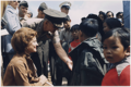 Betty Ford and refugee children.png
