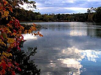 Big Ridge State Park - Big Ridge Lake