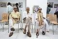 Bikas Chandra Sanyal - Nemai Ghosh - Somendranath Bandyopadhyay - Kolkata 2019-04-17 5330.JPG
