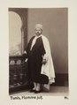 """Bild från familjen von Hallwyls resa genom Algeriet och Tunisien, 1889-1890. """"Tunis. Judisk man."""" - Hallwylska museet - 92000.tif"""