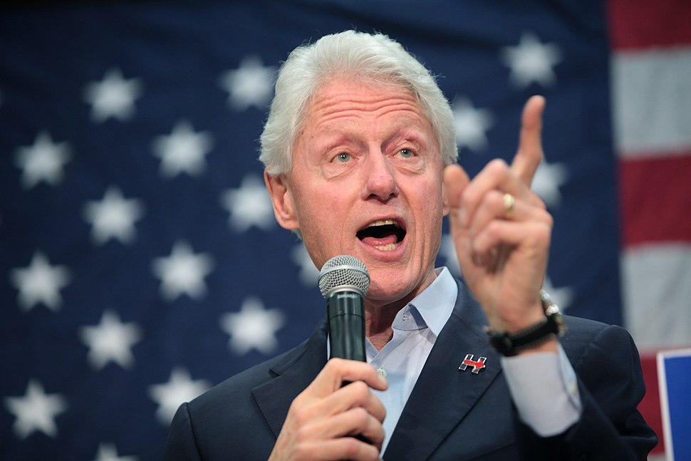 Bill Clinton (25881799091)