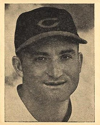Billy Myers - Myers in 1940