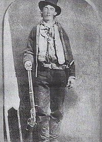 Billy the Kid en 1880