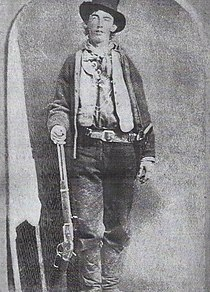 American cattle rustler, gambler, horse thief, outlaw, cowboy and ranch hand
