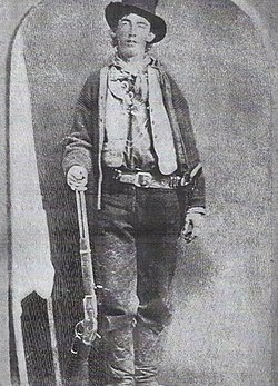 Image illustrative de l'article Billy the Kid