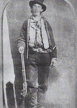 Lincoln County War - Billy the Kid is the most remembered gunfighter of the Lincoln County War.