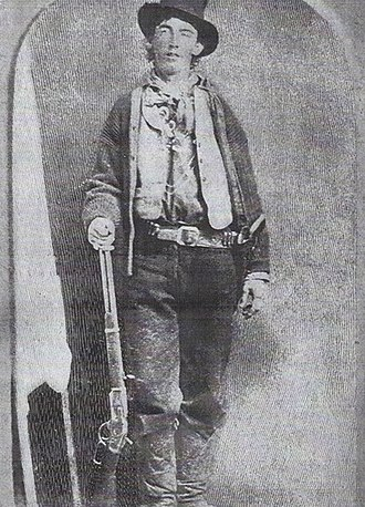 Billy the Kid - Image: Billy the Kid corrected