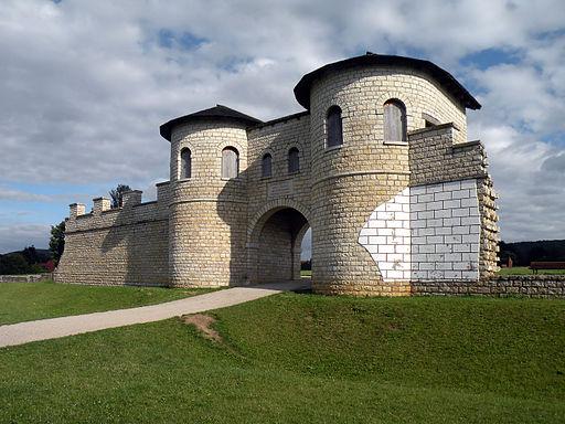 Biriciana gate