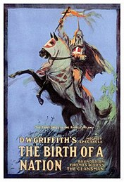Originalposter von Birth of a Nation
