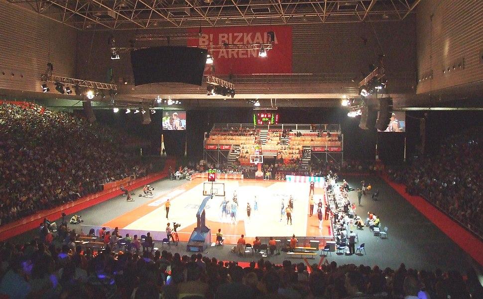 Bizkaia Arena Supercopa España 2007