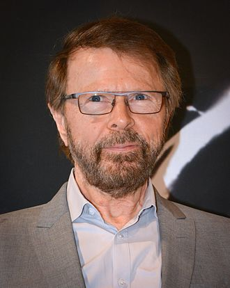 Björn Ulvaeus - Ulvaeus in May 2013