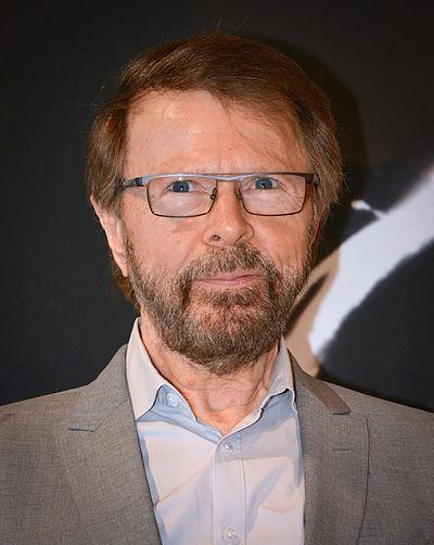 Bjorn Ulvaeus, Swedish musician, songwriter; member of ABBA