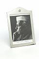 Black and white studio portrait photograph of Jawaharlal Nehru presented to the US.jpg