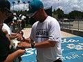 Blake Bortles Signing An Autograph 2016.jpg