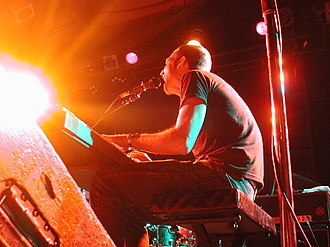 Blake Schwarzenbach - Schwarzenbach performing with Jets to Brazil in 2001