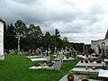 Blansko (Kaplice), kostel, hřbitov 02.jpg